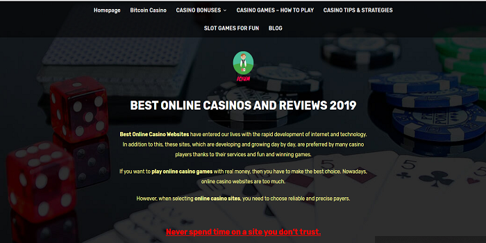 Easy Guide to Financing The Best Online Casinos Fun
