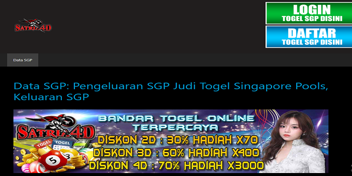 ABOUT FLASH CASINOS AND TOGEL SINGAPORE